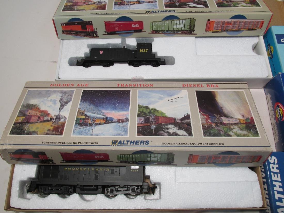 VINTAGE HO GAUGE SCALE TRAINS WALTHERS CON-COR etc - 4