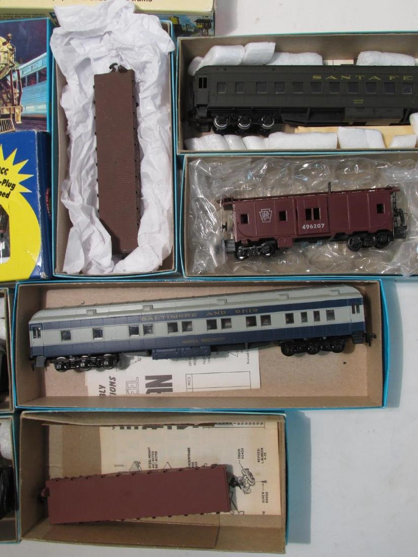 VINTAGE HO GAUGE SCALE TRAINS WALTHERS CON-COR etc - 7