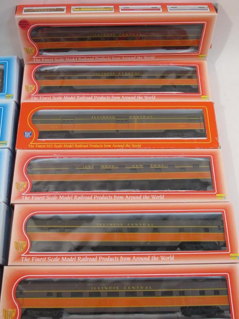 VINTAGE IHC HO GAUGE MODEL SCALE TRAINS - 7