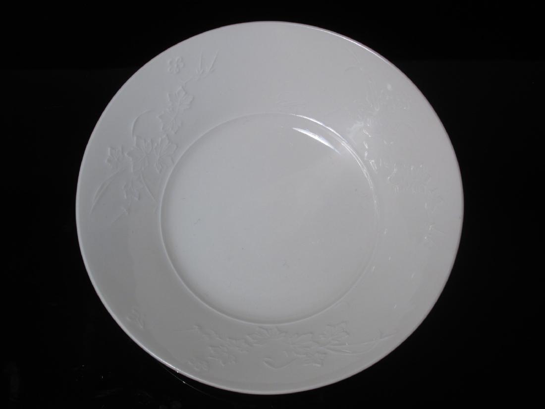 KPM PORCELAIN TABLE WARES 9 pc's - 2