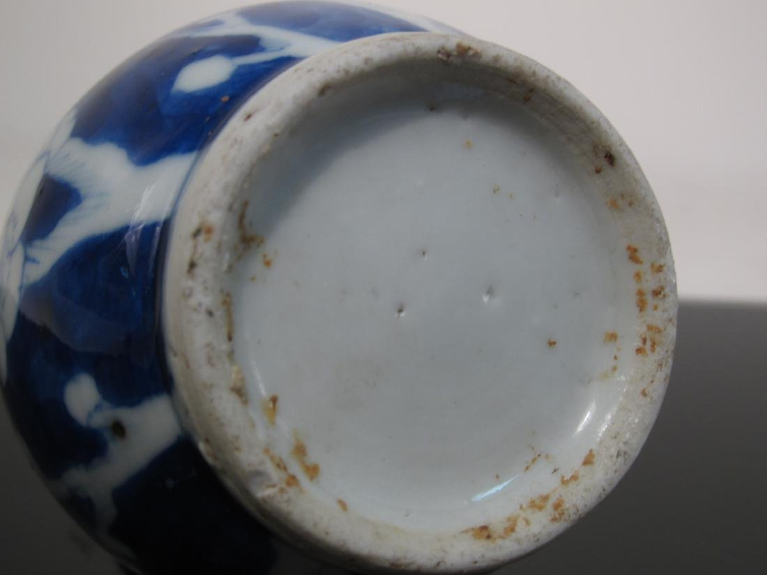 CHINESE QING DYNASTY DOUBLE GOURD HULUPING VASES 2 - 5