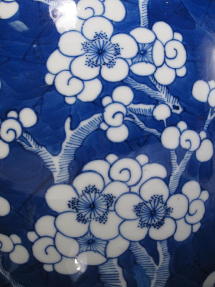 CHINESE QING DYNASTY PRUNUS GINGER JAR - 5
