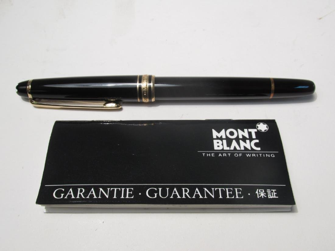 CLASSIC MONTBLANC MEISTERSTUCK FOUNTAIN PEN