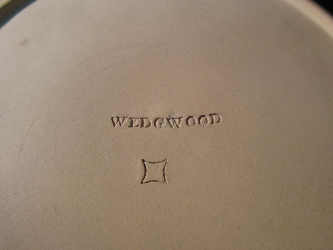 RARE WEDGWOOD CANEWARE CUP & SAUCER - 6