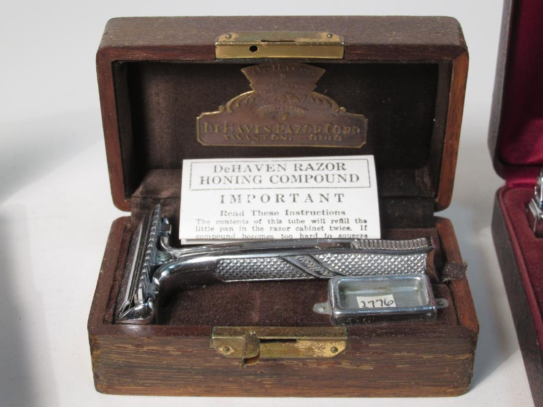 ELEVEN ASSORTED VINTAGE SE SAFETY RAZORS - 3