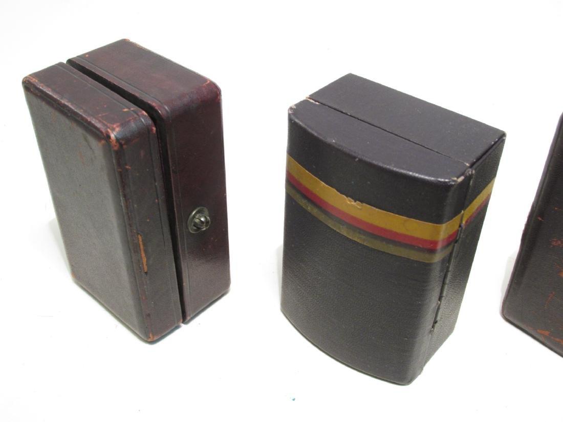 ELEVEN VINTAGE GILLETTE SAFETY RAZOR BOXES - 2