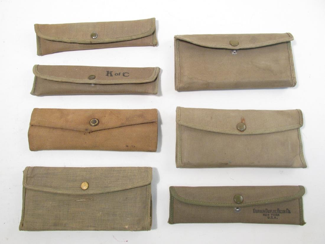 SEVEN VINTAGE HAIR SHAPER ARMY KHAKI SETS