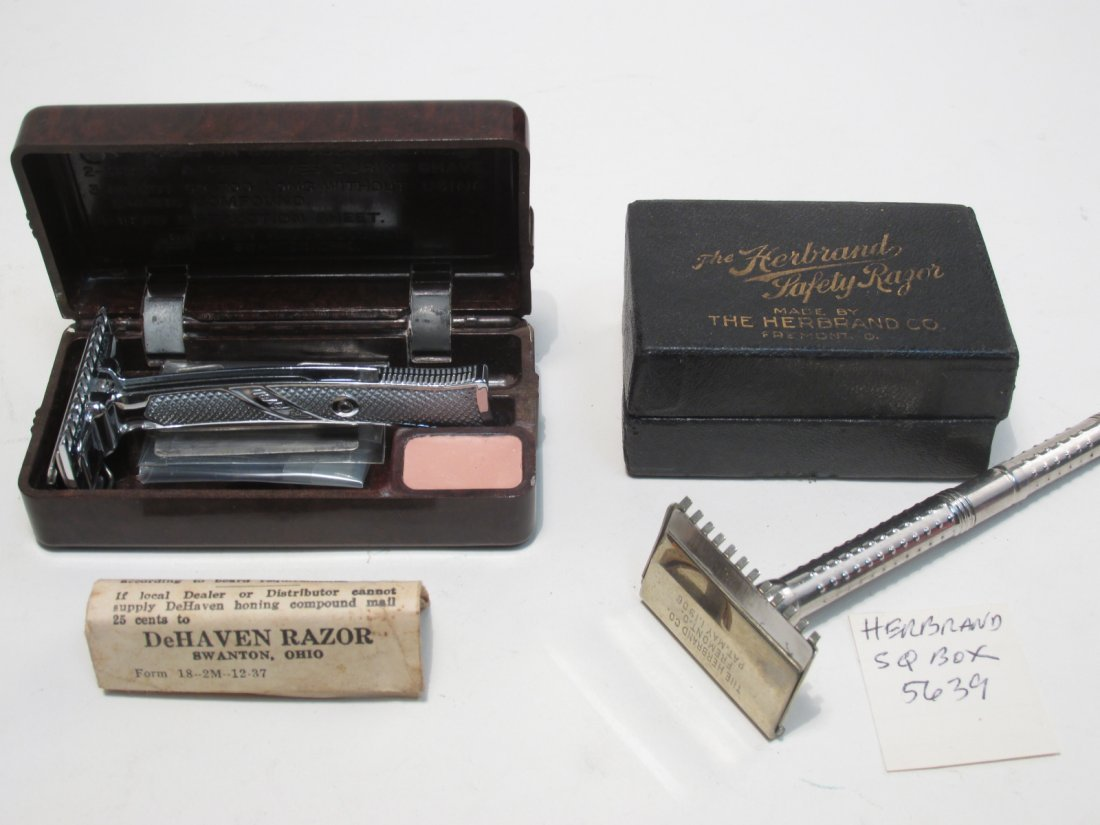 VINTAGE COLLECTABLE SE SAFETY RAZORS: ENDERS, ETC. - 4