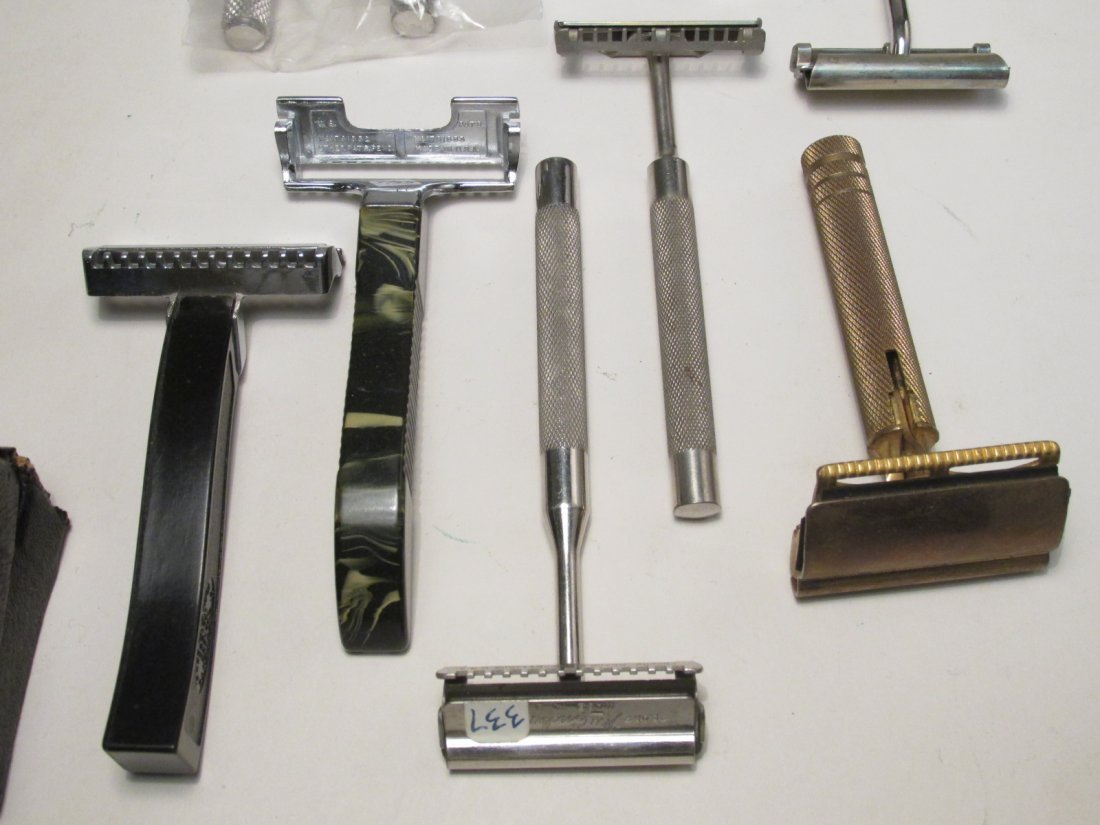 VINTAGE COLLECTABLE SE SAFETY RAZORS: ENDERS, ETC. - 8