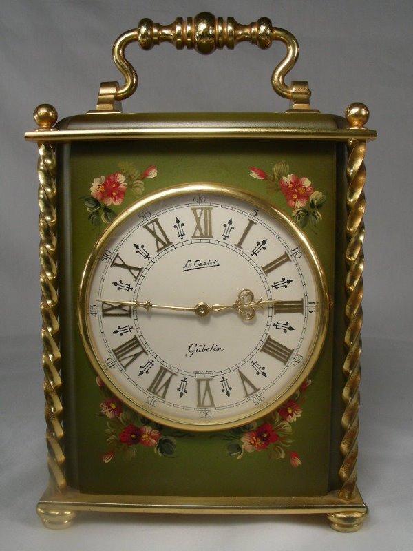 6: Le CASSEL GUBELIN SWISS MADE CLOCK