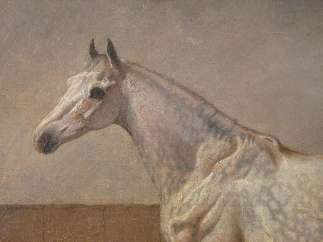 JOHN DALBY OF YORK THOROUGHBRED HORSE RACING PORTRAIT - 3