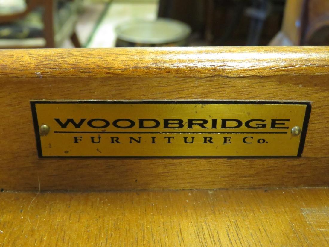 WOODBRIDGE FRENCH STYLE DESK - 4