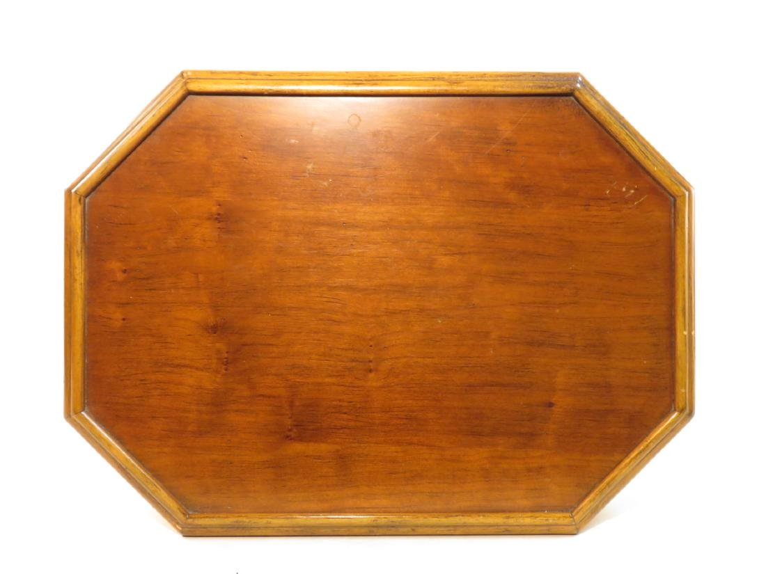 SMALL WOODEN SIDE TABLE - 3