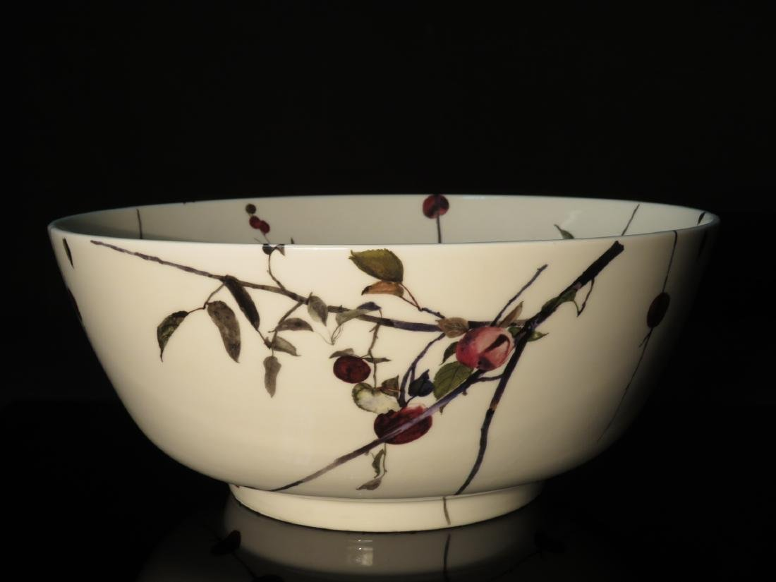 ROYAL DOULTON ANDREW WYETH CHERRY TREE BOWL