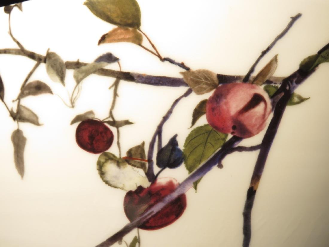 ROYAL DOULTON ANDREW WYETH CHERRY TREE BOWL - 2