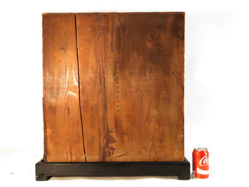 ANTIQUE JAPANESE ROSEWOOD TANSU CABINET CHEST OF DRAWER - 5