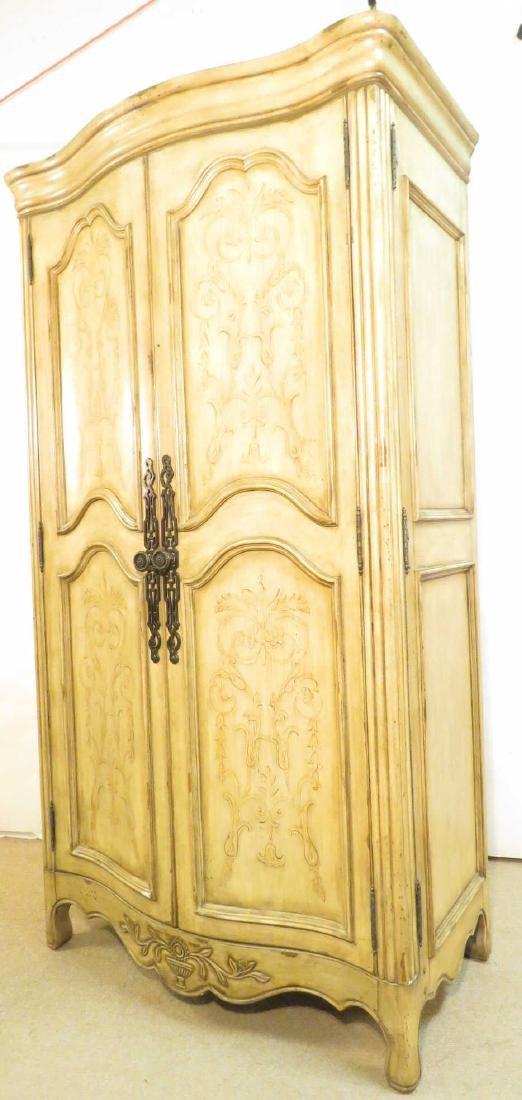 ARTISTICA CALIFORNIA CREAM COLORED BEDROOM SET 4 p - 5