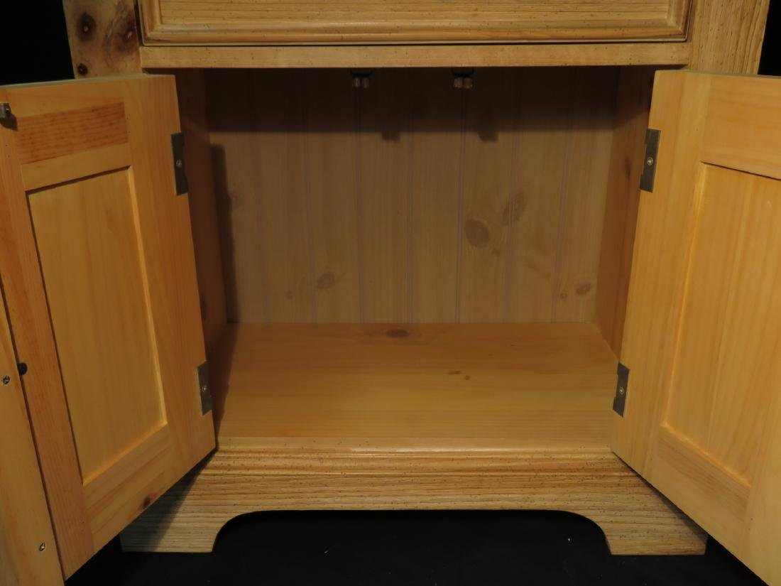 WOOD CHEST / CABINET 6 DRAWER - 4