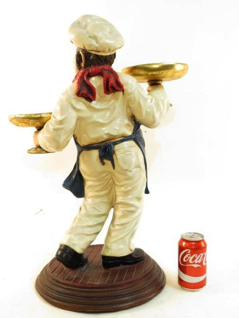 "ITALIAN CHEF 24"" KITCHEN FIGURE - 2"