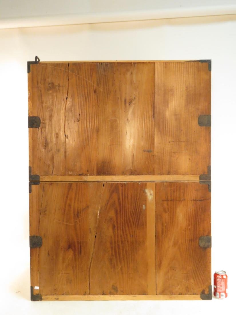 KOREAN TANSU STYLE STACKING DOUBLE CHEST ON CHEST - 5