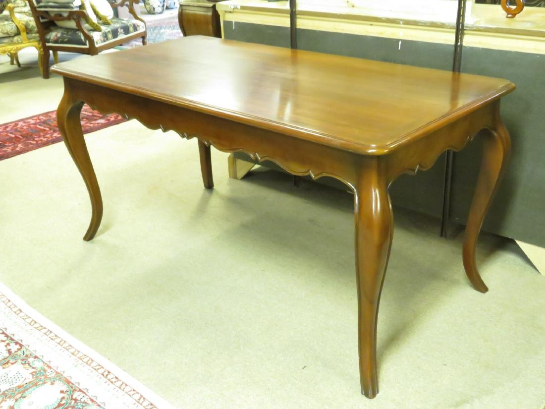 TRADITIONAL CHERRYWOOD DESK