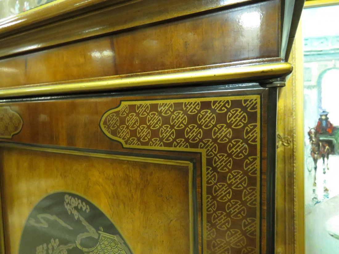 DREXEL CHINOISERIE MEDIA CONSOLE - 4