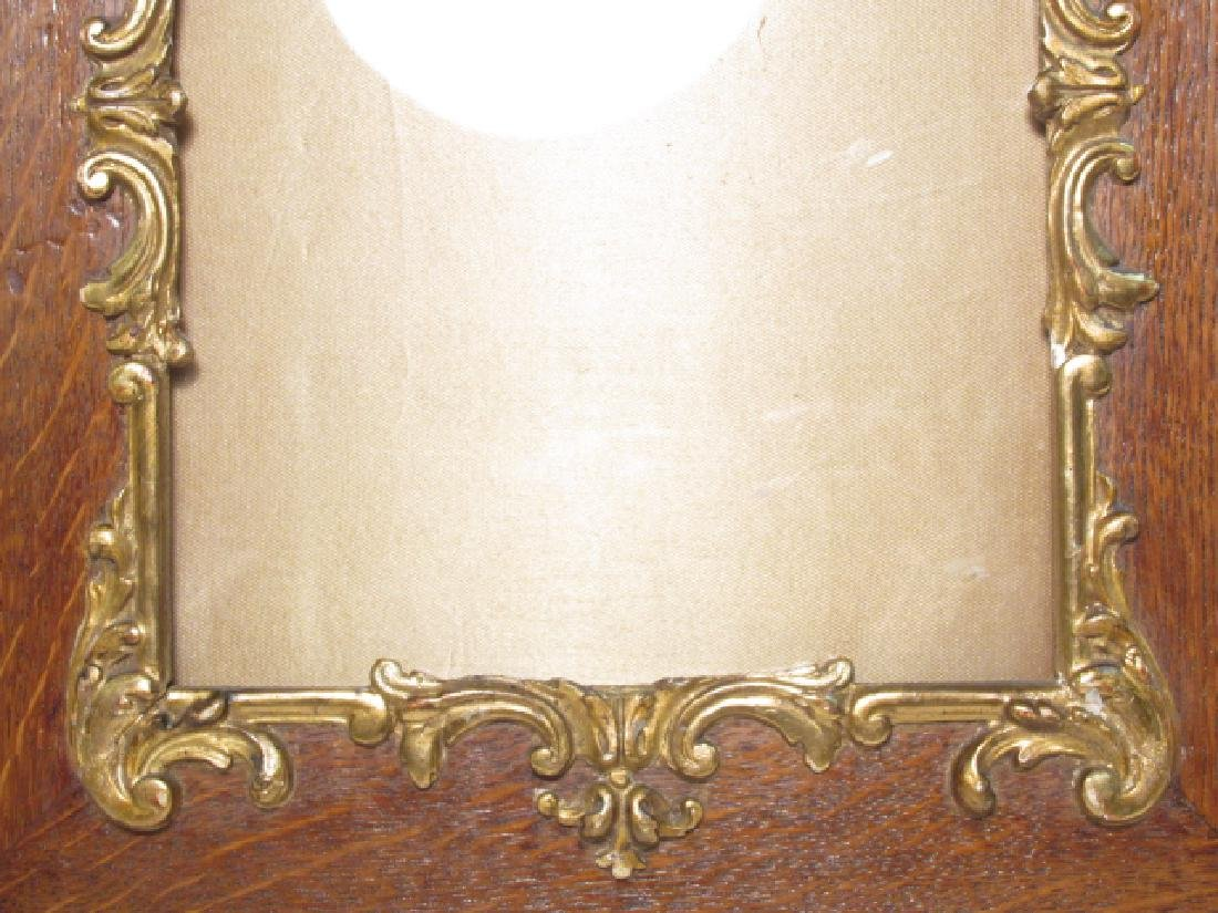 PAIR ENGLISH ENCINO WOOD PICTURE FRAMES - 4