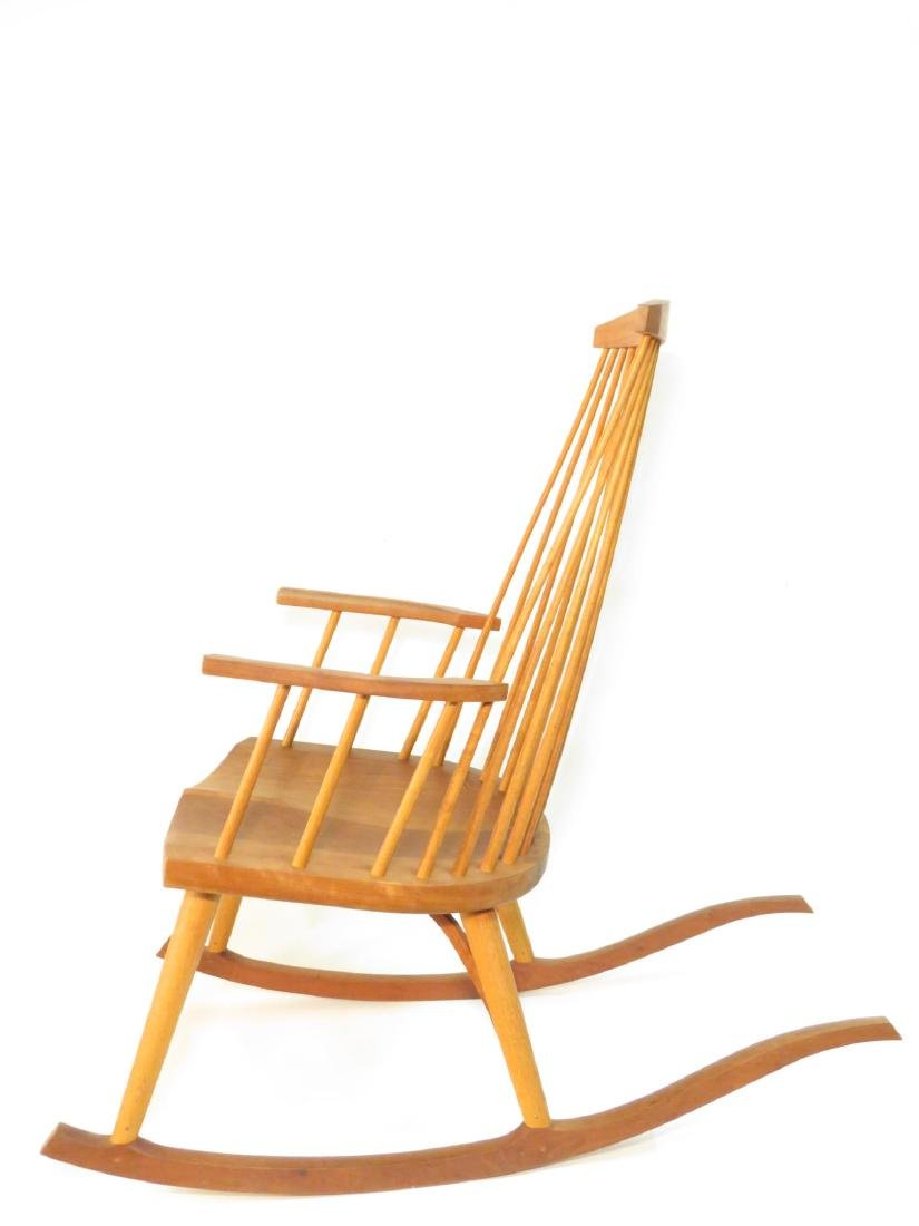 "THOMAS MOSER ""NEW GLOUCESTER"" ROCKING CHAIR - 5"
