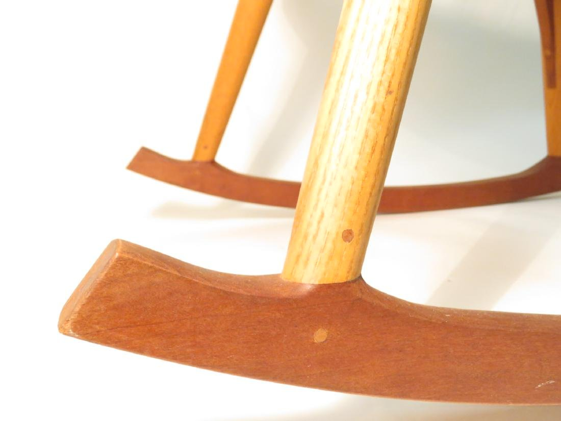 "THOMAS MOSER ""NEW GLOUCESTER"" ROCKING CHAIR - 6"