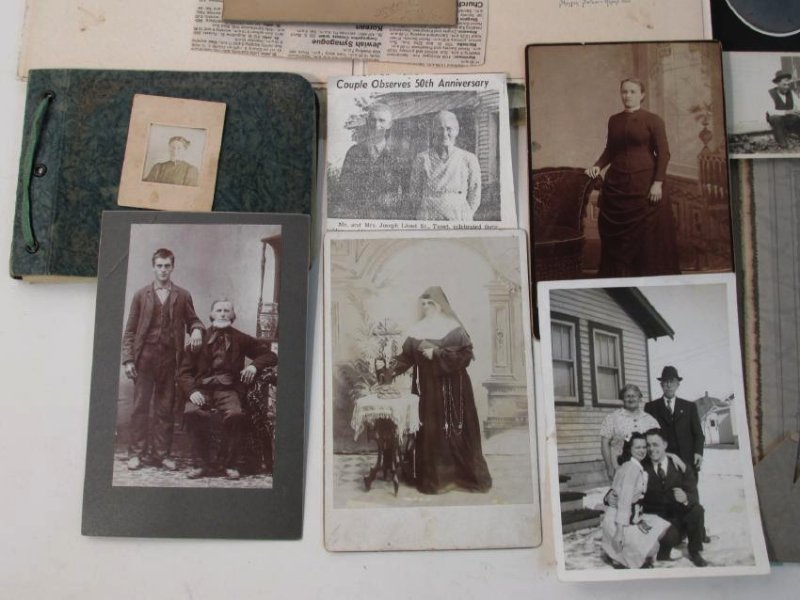 ESTATE LOT: COLLECTIBLES, ADVERTISING ETC. - 7