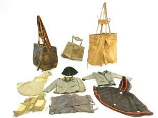10 PCS. VINTAGE GERMAN BAVARIAN CLOTHING