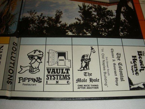 96: NAPLES MILLIONAIRES BOARD GAME - 10