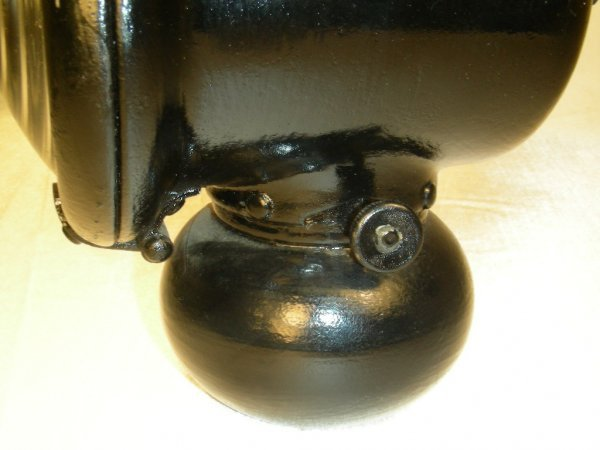 303: ORIGINAL FORD MODEL T OIL LAMP HEADLIGHTS - 3