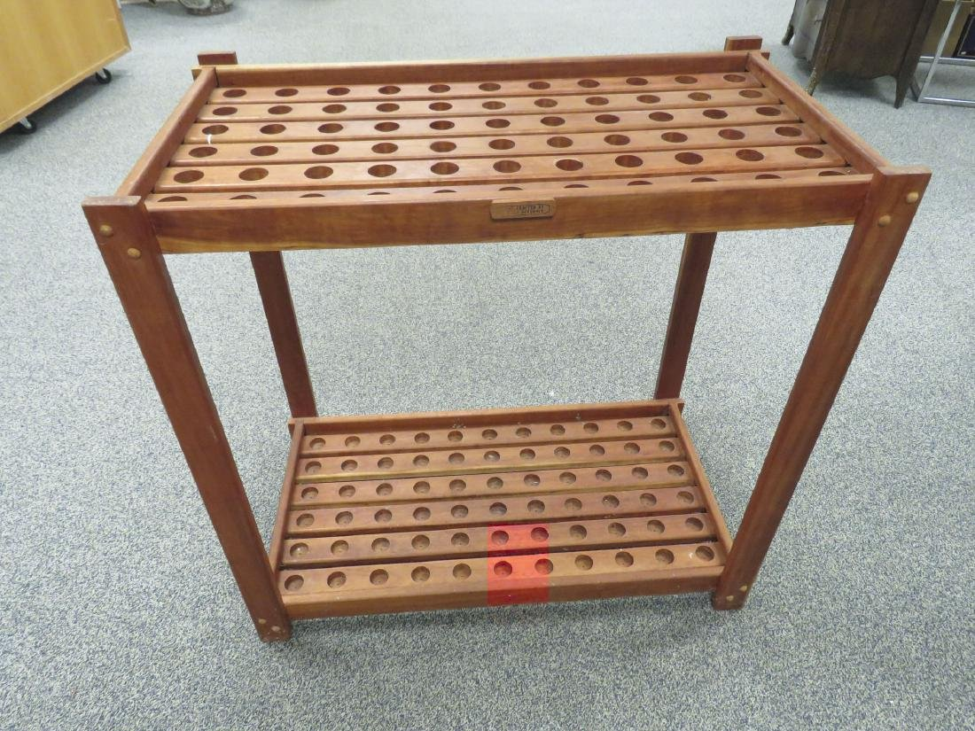 RACK FOR CANES, FISHING RODS ETC.