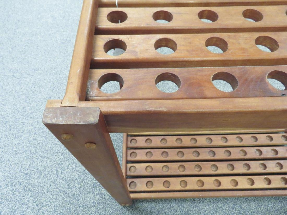 RACK FOR CANES, FISHING RODS ETC. - 2