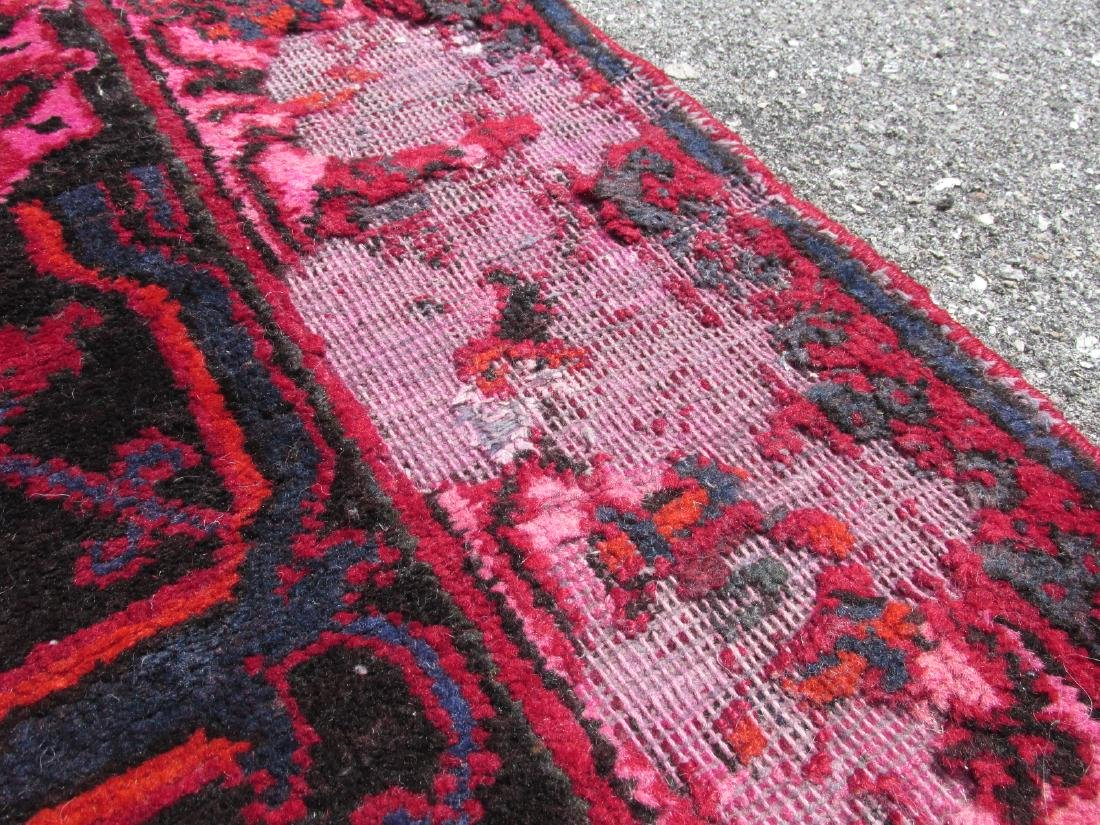"""HAND KNOTTED PERSIAN WOOL RUNNER - 2'3"""" x 10'8"""" - 5"""