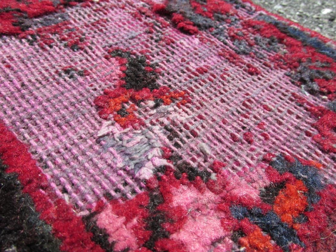 """HAND KNOTTED PERSIAN WOOL RUNNER - 2'3"""" x 10'8"""" - 6"""