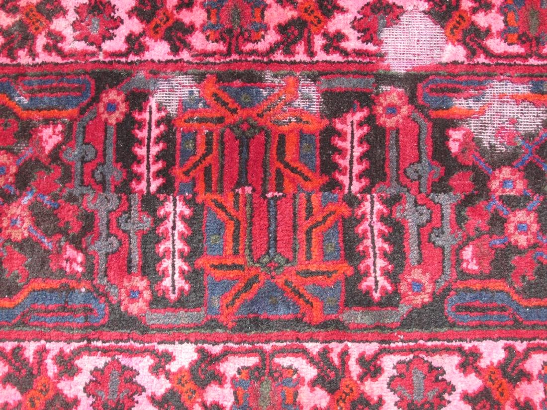"""HAND KNOTTED PERSIAN WOOL RUNNER - 2'3"""" x 10'8"""" - 8"""