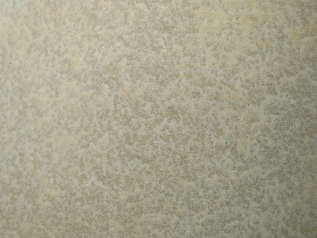 LARGE CELADON GLAZED POTTERY FLOOR VASE - 4