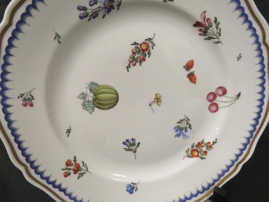 RICHARD GINORI ITALIAN FRUITS PORCELAIN DINNERWARE - 7