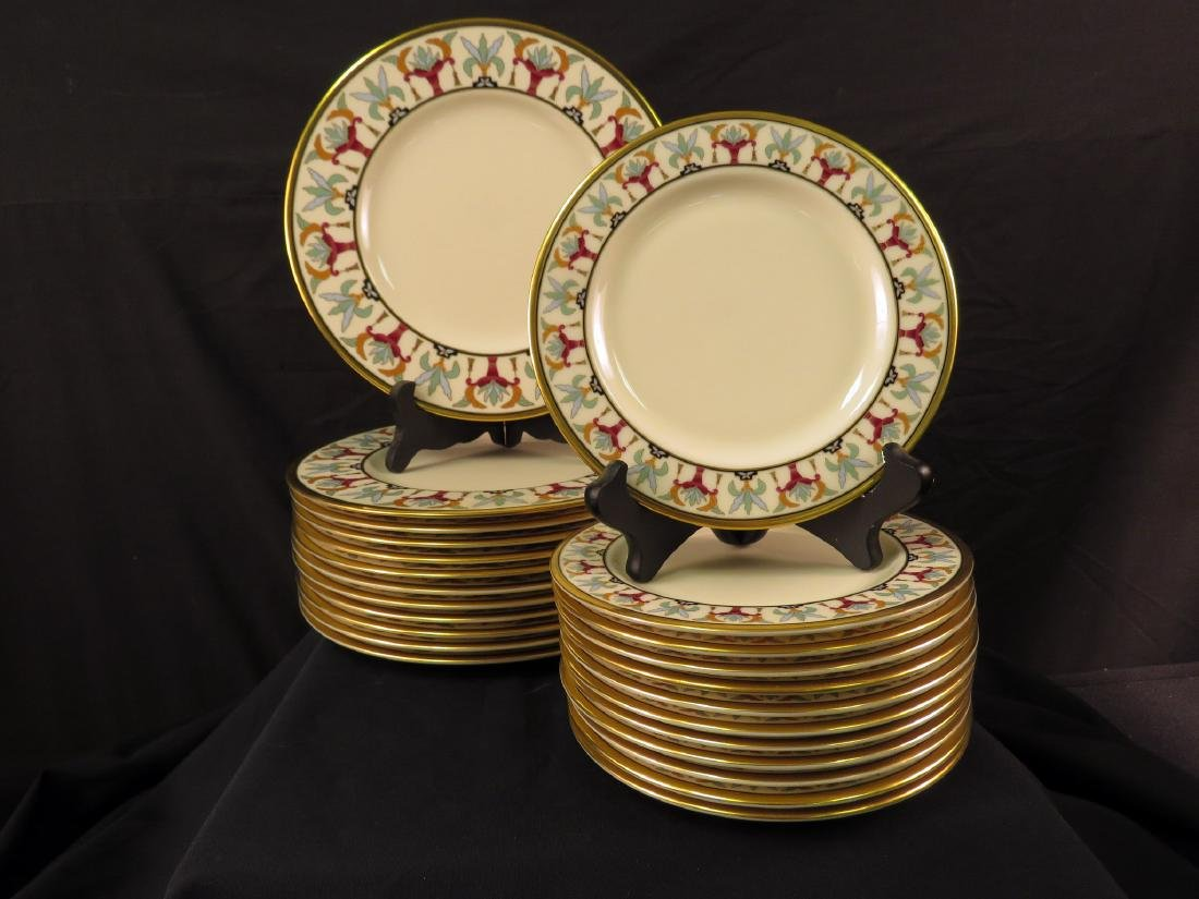 LENOX GRAND TIER COLLECTION: TOSCA 24 pc - 5