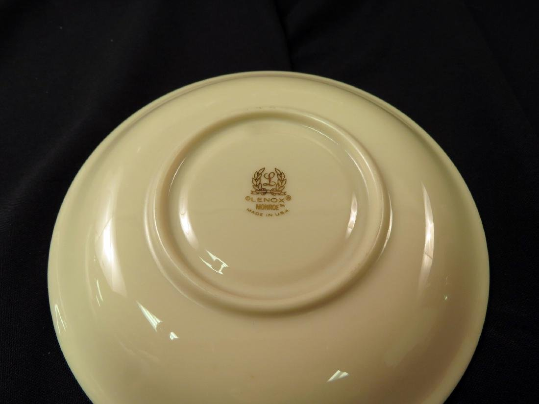 LENOX FINE CHINA PARTIAL SET: MONROE - 3