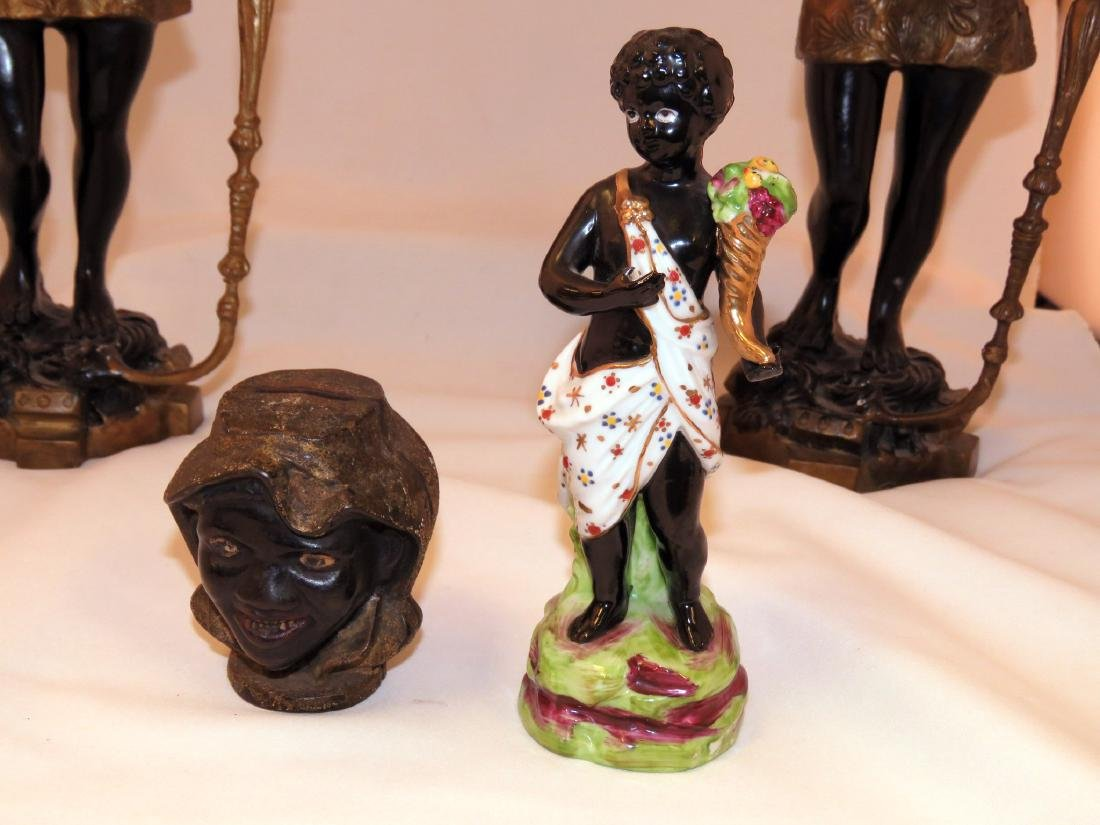 FOUR BLACK AMERICANA COLLECTIBLES - 3