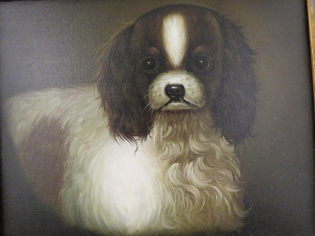 PAINTING AFTER JOHN EMMS: CAVALIER SPANIEL - 2