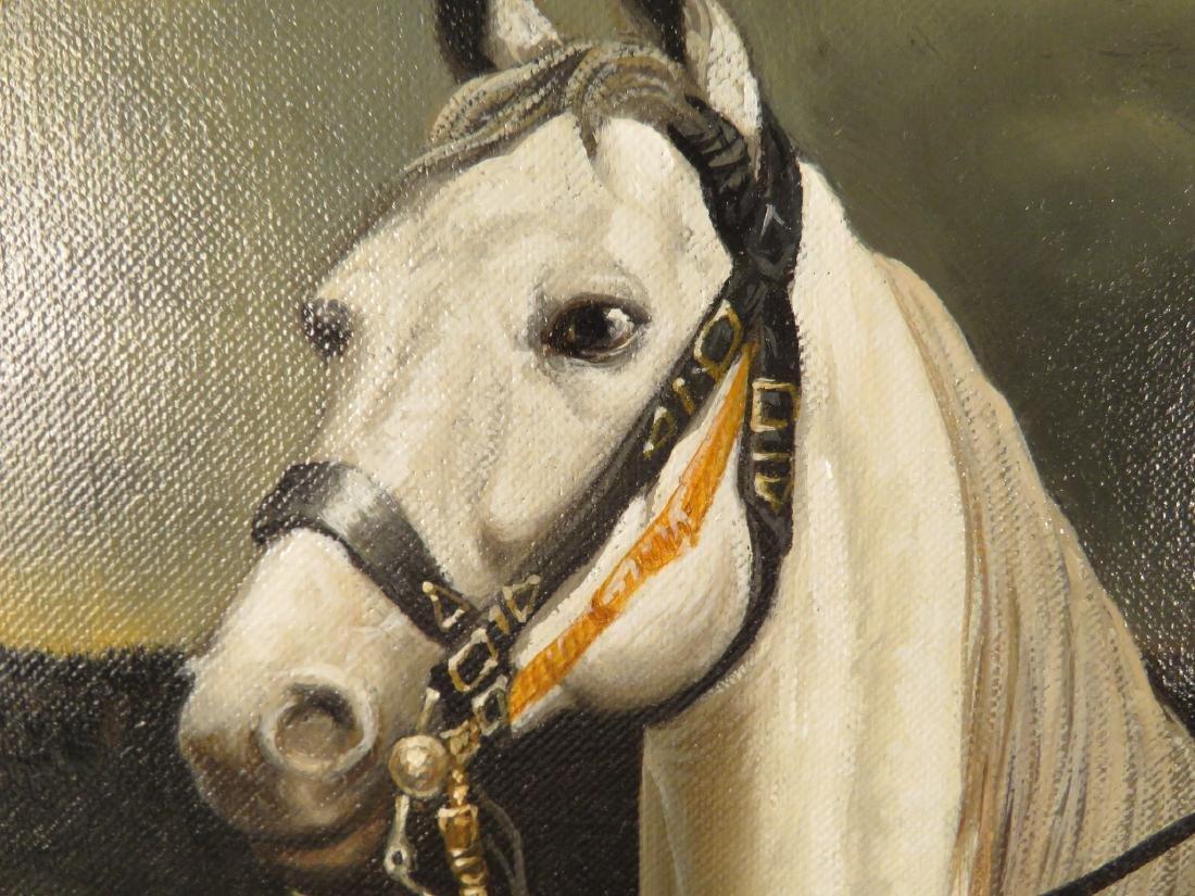 PORTRAIT OF NAPOLEON ON HORSEBACK - 6