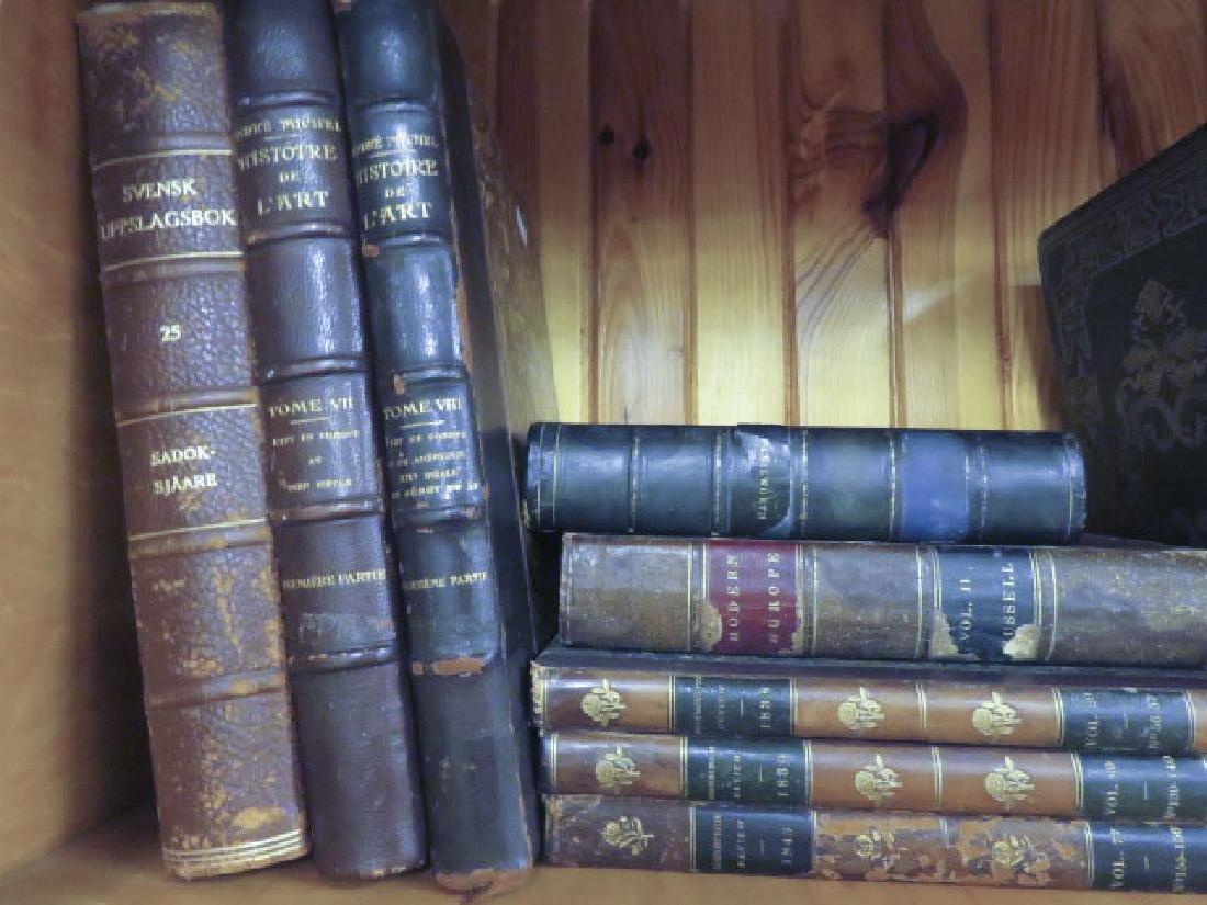 ASSORTED ANTIQUE & VINTAGE BOOKS - 2