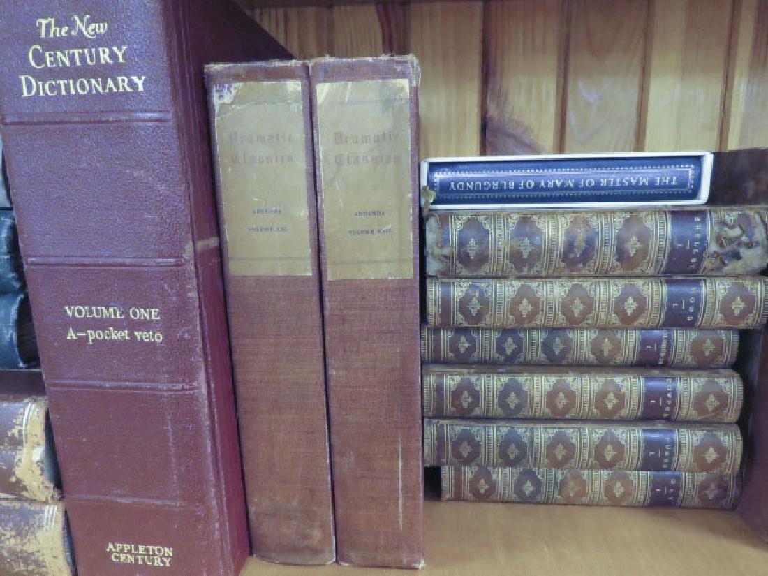 ASSORTED ANTIQUE & VINTAGE BOOKS - 4