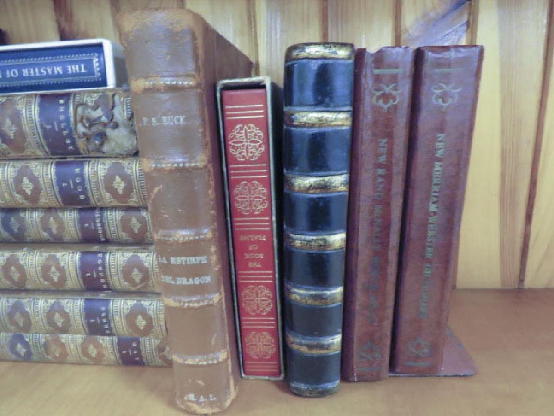ASSORTED ANTIQUE & VINTAGE BOOKS - 5