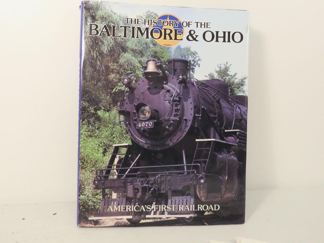 BALTIMORE & OHIO RAILROAD EPHEMERA, STOCKHOLDERS, - 10