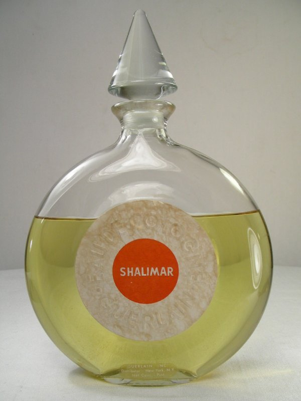1004: SHALIMAR PERFUME FACTICE